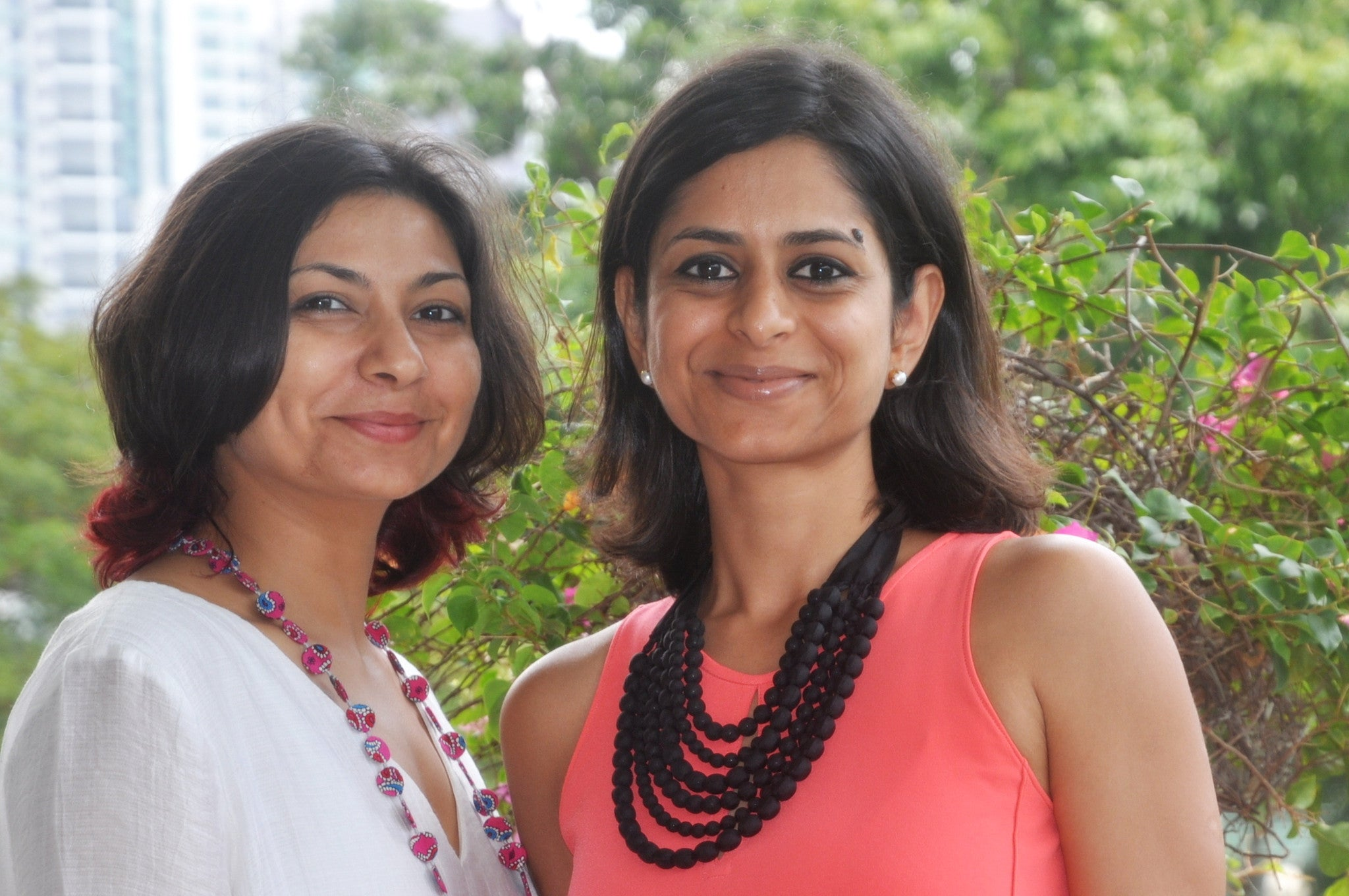 Inspiring Women of Singapore | Lara and Anuja from Secondsguru