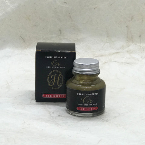 J. Herbin - Pigmented Ink - Gold 30ml