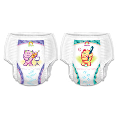 Curity™ Pull-On Youth Heavy Absorbency Training Pants - 7006