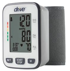 Drive Deluxe Automatic Wrist  Blood Pressure Monitor | BP3200