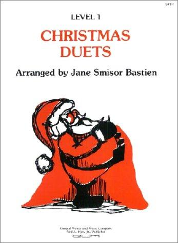 Bastien - Christmas Duets, Level 1 - Easy Piano 4 Hands