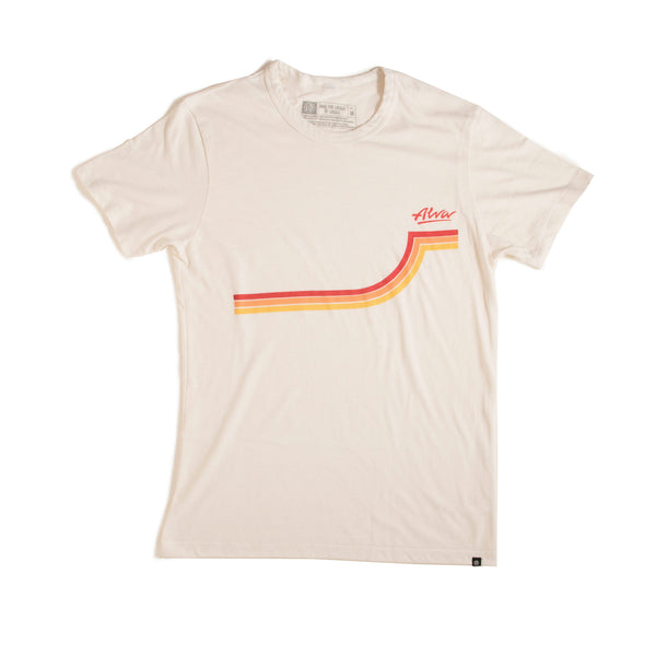 Alva 'The Edge' '78 Sunshine Cream Tee