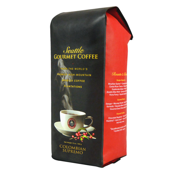 Colombian Supremo (Medium Roast)