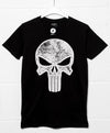 Punish Skull T Shirt