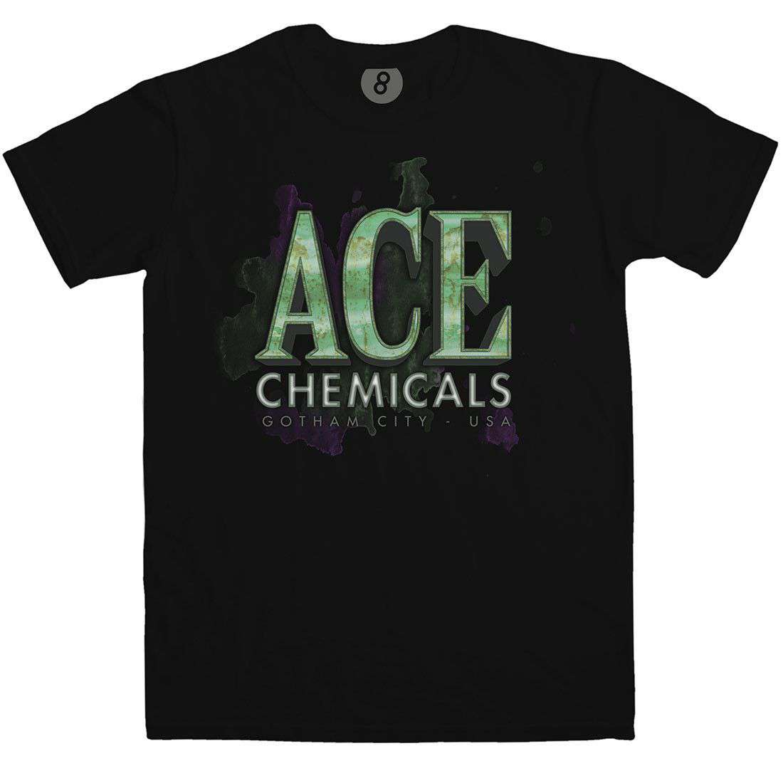 Inspired by Suicide Squad - Ace Chemicals T Shirt