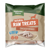 NM Raw Chicken Wings 1kg Natures Menu   sku BCW