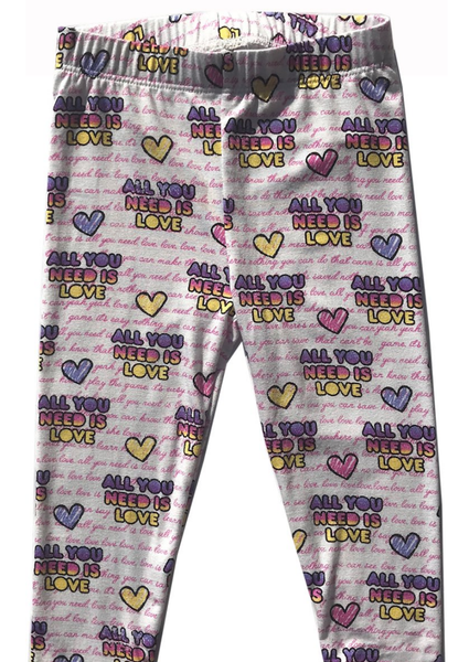 All You Need is Love Leggings - Precious + Posh