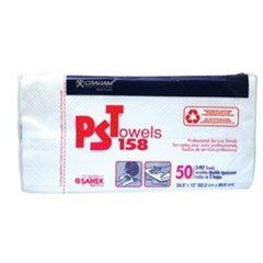 GRAHAM PST TOWELS 1 PACK 2 PLY