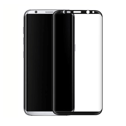 LizaTech Color Border Screen Protector for Samsung Galaxy S8/S8+