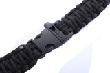 LizaTech Weave Replacement Watch Band with Whistle & Flint for Apple Watch