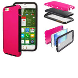 "iPM iPhone 6 ""Genzip"" Wrap Up Rugged Slim Case With Screen Protector"
