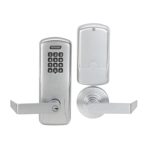 Schlage CO-100-CY<br>Keypad Cylindrical LockKeyless LocksSchlage - Door Resources