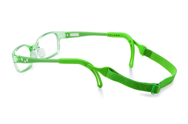 KIDS C RANGE - TKCC2 - TRANSPARENT GREEN