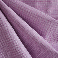 Loominous Shirting Illuminated Graph Plum SY - Sold Out - Style Maker Fabrics
