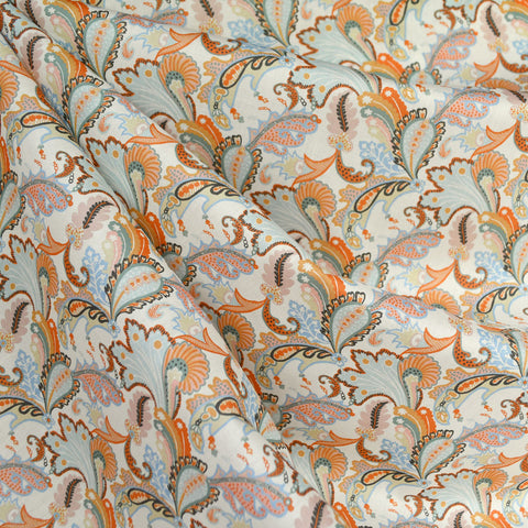 Concerto Liberty of London Tana Lawn Peach