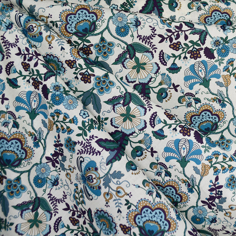 Mabelle Liberty of London Tana Lawn Teal