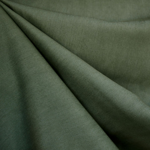 Soft Tencel Twill Solid Hunter