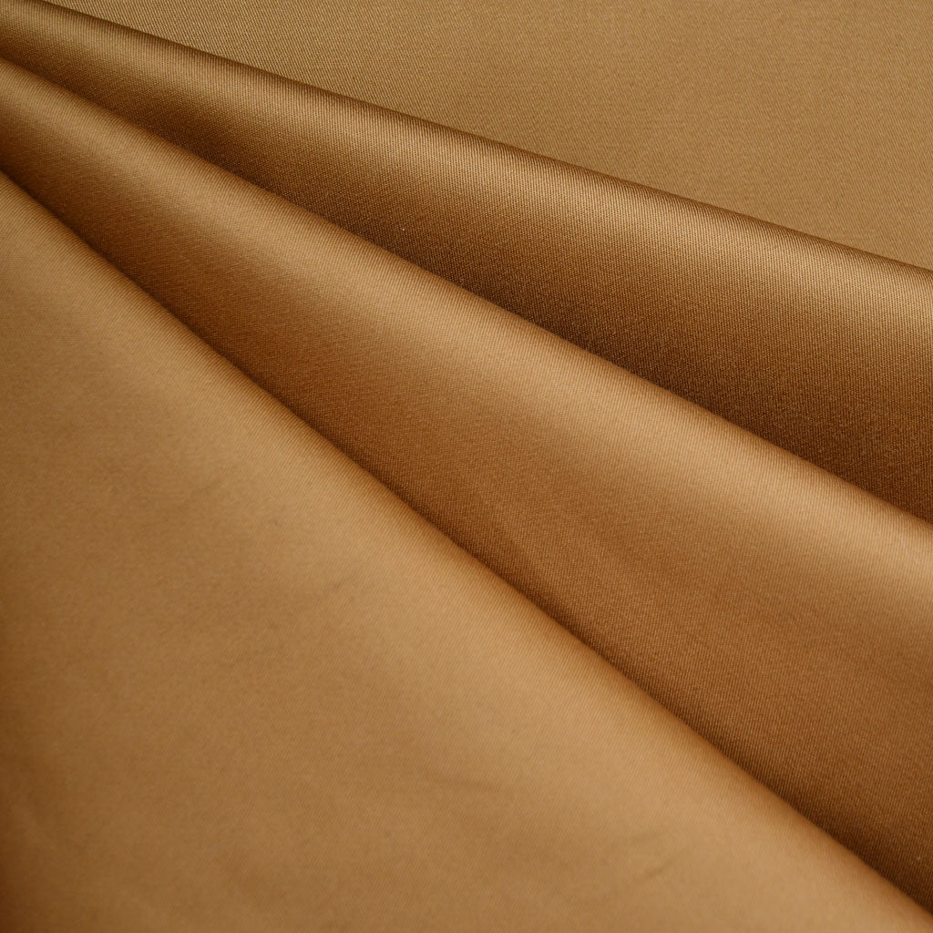 Classic Stretch Twill Solid Butterscotch SY - Sold Out - Style Maker Fabrics