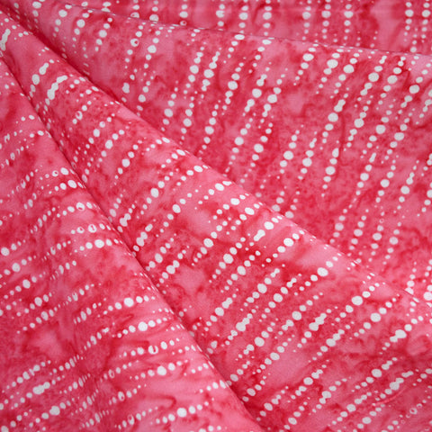 Pearl Strings Rayon Batik Punch