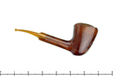 Blue Room Briars is proud to present this Randy Wiley (1986 Make) University of Florida Spot Carved Freehand with Plateau Estate Pipe