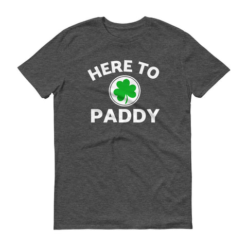 Here to Paddy - unisex