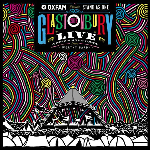 OXFAM PRESENTS: STAND AS ONE - GLASTONBURY LIVE 2016