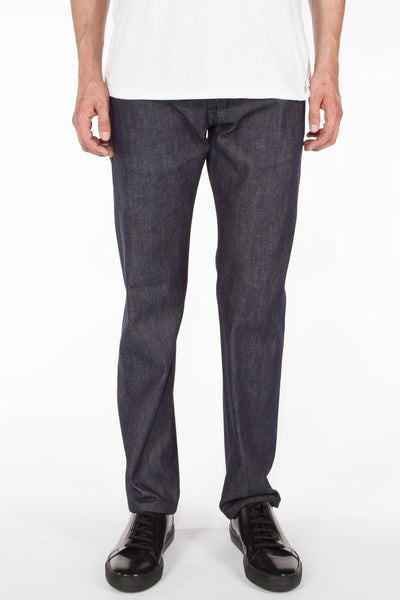 Slim Selvedge - Ruthenium