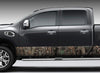"Camo ""Oak Ambush"" Rocker Panel Decal Kit"