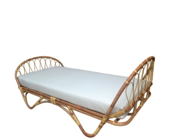 rattan bed bedroom kids bed single bed king single bed double bed queen bed king bed the rattan collective byron bay rattan furniture