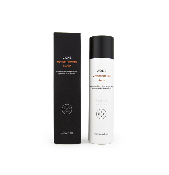 J.ONE - Moisturizing Fluid | Korean Skincare | Canada & USA | Mikaela