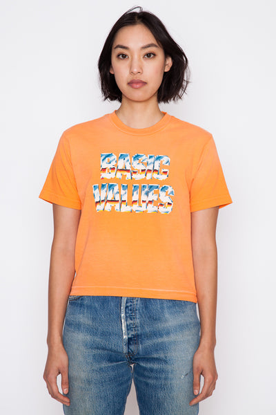 "Beefy ""Basic Values"" Tee"