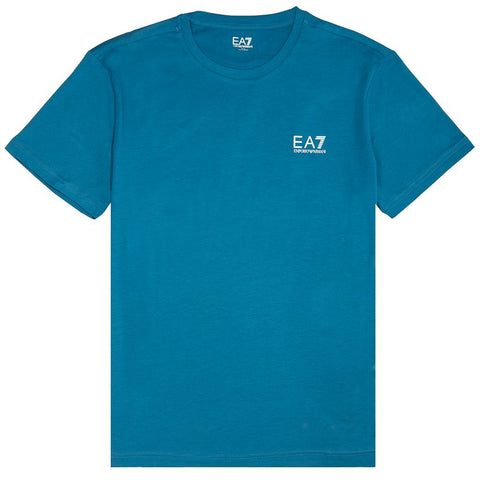 EA7 Emporio Armani T-Shirt in Turkish Tile T-Shirts Emporio Armani EA7