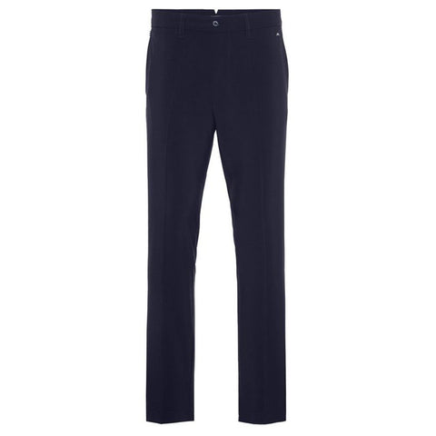 J. Lindeberg M Ellott Tight Micro Stretch Trousers in Navy Trousers J. Lindeberg