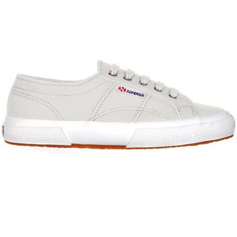 Women's Superga 2750 COTU Classic Shoes in Vapour Grey Trainers Superga