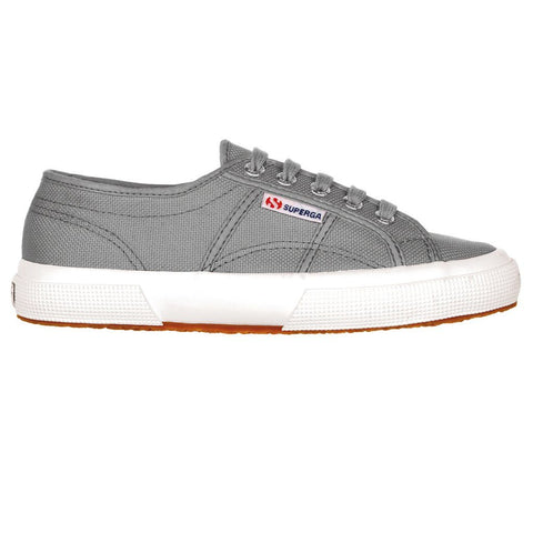 Superga 2750 COTU Classic Shoes in Grey Sage Trainers Superga
