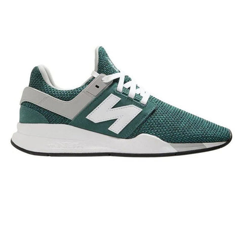New Balance 247 Core Trainers in Dark Agave Trainers New Balance