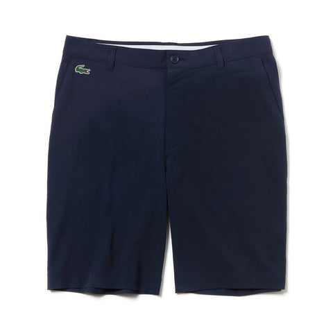 Lacoste Sport FH9524-166 Stretch Technical Bermuda Shorts in Navy Shorts Lacoste