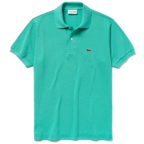 Lacoste L1212-CJI Polo Shirt in Light Green Polo Shirts Lacoste