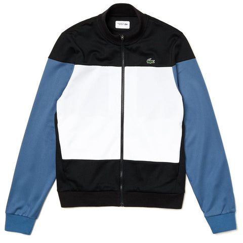 Lacoste Sport SH3550-6WI Technical Pique Zip Jacket Jumpers Lacoste