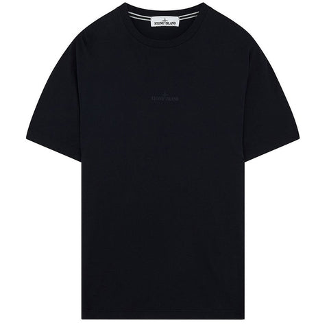 Graphic Seven T-Shirt in Navy Blue T-Shirts Stone Island