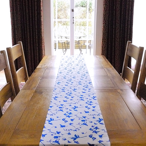 Ivy Twist table runner