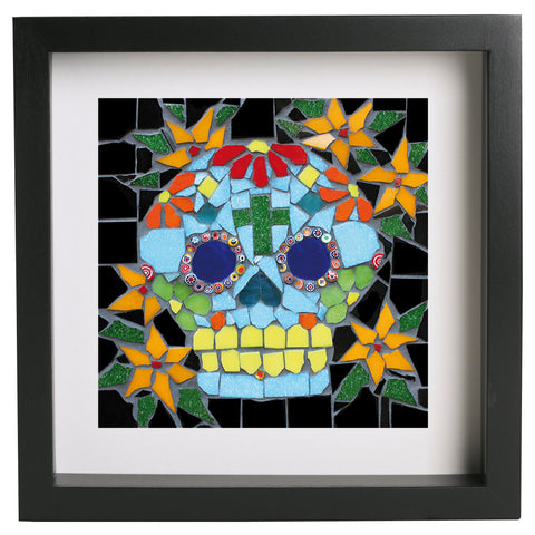 Candy Eye Candy Skull - Large Print