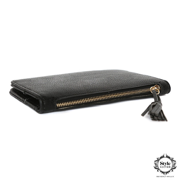 WALLET (Slim & Trendy / Black)