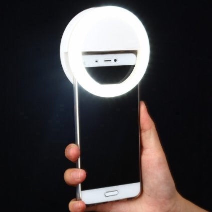 Selfie Ringlight For Mobile Phones