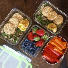How to Keep Healthy Food Fresh and Safer with Eco Meal Prep