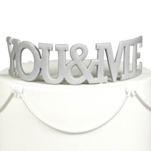 'You & Me' Large Cutter