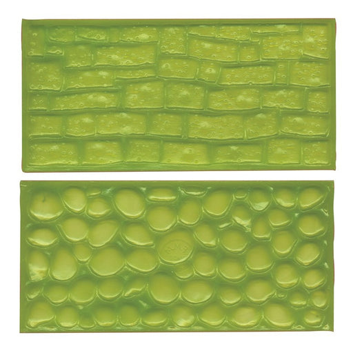 FMM Cobblestone and Stone Wall Impression Pads