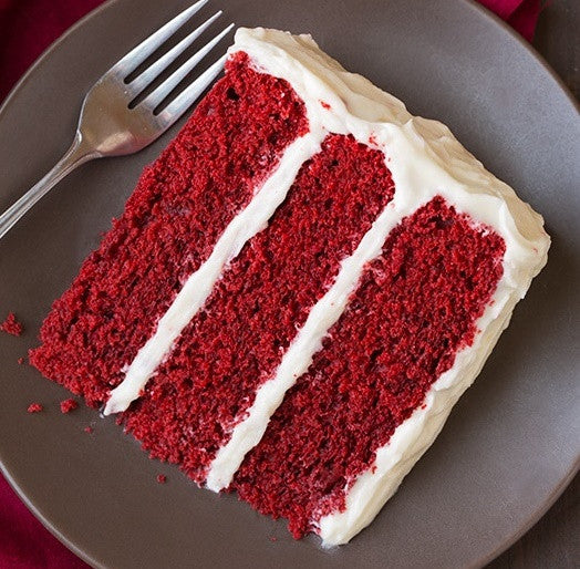 Satin Professional Cake Mix - Red Velvet 1kg