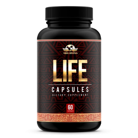 Vida Divina® Life Capsules - Double Take Body