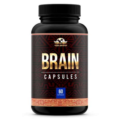 Vida Divina® Brain Capsules - Double Take Body